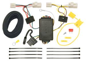 Tow Ready - Tow Ready 118464 T-One Connector Assembly with Upgraded Circuit Protected ModuLite Module