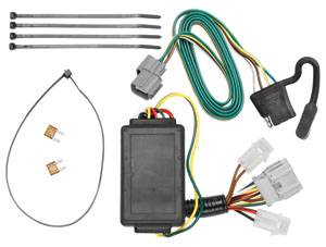 Tow Ready - Tow Ready 118465 T-One Connector Assembly with Upgraded Circuit Protected Modulite Module