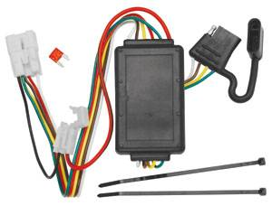 Tow Ready - Tow Ready 118467 T-One Connector Assembly with Upgraded Circuit Protected Modulite Module