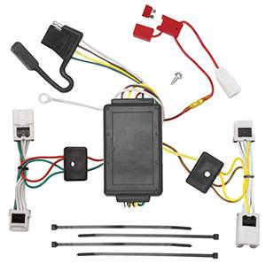 Tow Ready - Tow Ready 118469 T-One Connector Assembly with Upgraded Circuit Protected Modulite Module