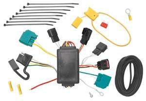Tow Ready - Tow Ready 118474 T-One Connector Assembly with Upgraded Circuit Protected Modulite Module