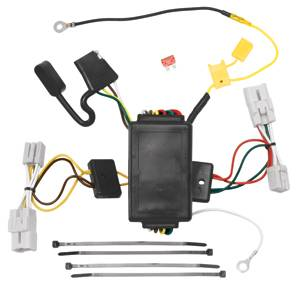 Tow Ready - Tow Ready 118476 T-One Connector Assembly with Upgraded Circuit Protected Modulite Module