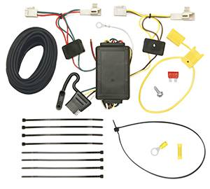 Tow Ready - Tow Ready 118482 T-One Connector Assembly with Upgraded Circuit Protected Modulite Module
