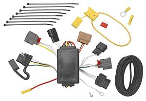 Tow Ready - Tow Ready 118483 T-One Connector Assembly with Upgraded Circuit Protected Modulite Module