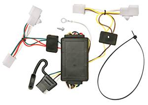 Tow Ready - Tow Ready 118484 T-One Connector Assembly with Upgraded Circuit Protected Converter