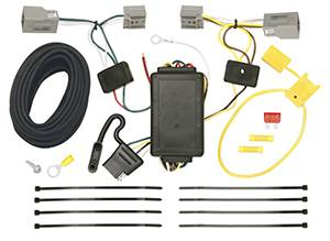 Tow Ready - Tow Ready 118487 T-One Connector Assembly with Upgraded Circuit Protected Modulite Module