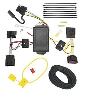 Tow Ready - Tow Ready 118497 T-One Connector Assembly with Upgraded Circuit Protected Modulite Module