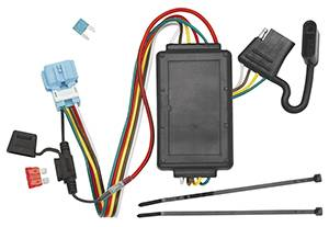 Tow Ready - Tow Ready 118500 T-One Connector Assembly with Upgraded Circuit Protected Modulite Module
