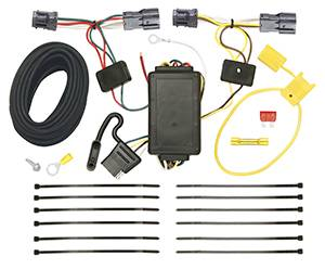 Tow Ready - Tow Ready 118501 T-One Connector Assembly with Upgraded Circuit Protected Modulite Module