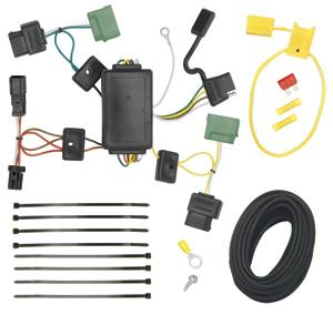 Tow Ready - Tow Ready 118502 T-One Connector Assembly with Upgraded Circuit Protected Modulite Module
