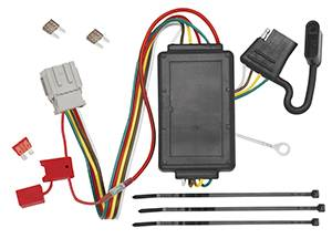 Tow Ready - Tow Ready 118503 T-One Connector Assembly with Upgraded Circuit Protected Modulite Module
