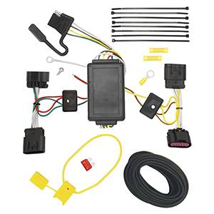 Tow Ready - Tow Ready 118504 T-One Connector Assembly with Upgraded Circuit Protected Modulite Module