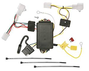 Tow Ready - Tow Ready 118505 T-One Connector Assembly with Upgraded Circuit Protected Modulite Module