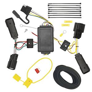 Tow Ready - Tow Ready 118507 T-One Connector Assembly with Upgraded Circuit Protected Modulite Module