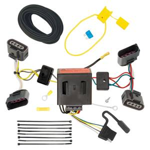 Tow Ready - Tow Ready 118509 T-One Connector Assembly with Upgraded Circuit Protected Modulite HD Module