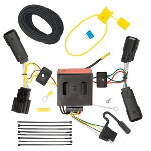 Tow Ready - Tow Ready 118515 T-One Connector Assembly with Upgraded Circuit Protected Modulite HD Module
