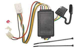 Tow Ready - Tow Ready 118516 T-One Connector Assembly with Upgraded Circuit Protected Modulite Module