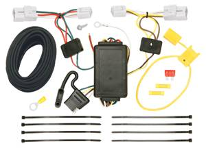 Tow Ready - Tow Ready 118517 T-One Connector Assembly with Upgraded Circuit Protected Modulite Module