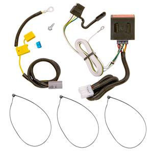 Tow Ready - Tow Ready 118518 T-One Connector Assembly with Upgraded Circuit Protected Modulite HD Module