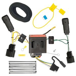 Tow Ready - Tow Ready 118519 T-One Connector Assembly with Upgraded Circuit Protected Modulite HD Module