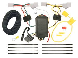 Tow Ready - Tow Ready 118520 T-One Connector Assembly with Upgraded Circuit Protected Modulite Module