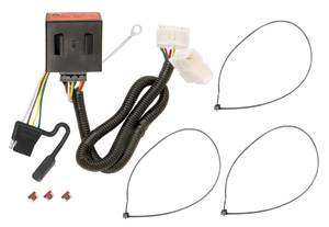 Tow Ready - Tow Ready 118521 T-One Connector Assembly with Upgraded Circuit Protected Modulite HD Module