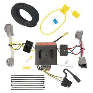 Tow Ready - Tow Ready 118523 T-One Connector Assembly with Upgraded Circuit Protected Modulite HD Module