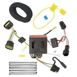 Tow Ready - Tow Ready 118526 T-One Connector Assembly with Upgraded Circuit Protected Modulite HD Module