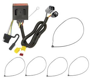 Tow Ready - Tow Ready 118529 T-One Connector Assembly with Upgraded Circuit Protected Modulite Module