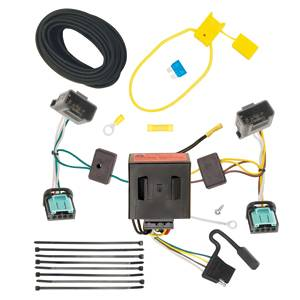 Tow Ready - Tow Ready 118531 T-One Connector Assembly with Upgraded Circuit Protected Modulite HD Module