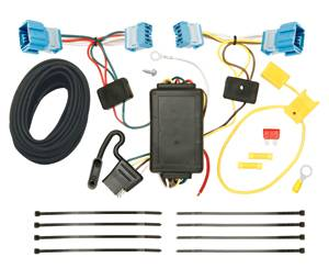 Tow Ready - Tow Ready 118533 T-One Connector Assembly with Upgraded Circuit Protected Modulite Module