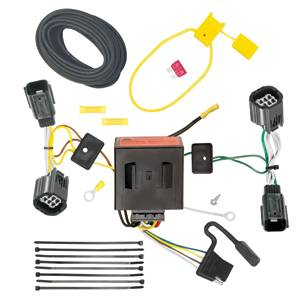 Tow Ready - Tow Ready 118534 T-One Connector Assembly with Upgraded Circuit Protected Modulite HD Module