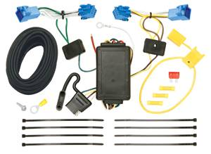 Tow Ready - Tow Ready 118535 T-One Connector Assembly with Upgraded Circuit Protected Modulite Module