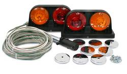 Custer Products - Custer AG-KIT-MAG Ag Light Kit with Magnets