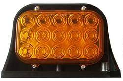 Custer Products - Custer AG-LED-AA LED AG Single Amber/Amber