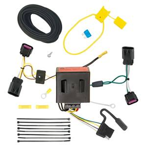 Tow Ready - Copy of Tow Ready 118568 T-One Connector Assembly with Upgraded Circuit Protected ModuLite Module