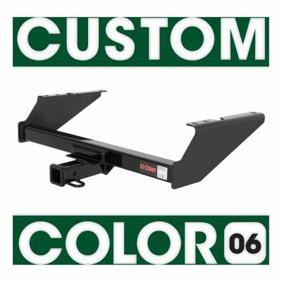 CURT - CURT Mfg 1303806 Class 3 Hitch Trailer Hitch - Hitch only. Ballmount, pin & clip not included