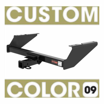 CURT - CURT Mfg 1303809 Class 3 Hitch Trailer Hitch - Hitch only. Ballmount, pin & clip not included