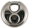 TRIMAX LOCKS - Magnum Padlocks & Door Locks - Trimax Locks - Trimax Locks TRP170 Stainless Steel 70mm Round Padlock with 10mm Shackle