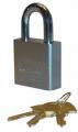 TRIMAX LOCKS - Magnum Padlocks & Door Locks - Trimax Locks - Trimax Locks TPL275L Square Hardened 50mm Solid Steel Padlock with 2.25 in. X 10mm Diameter Shackle - Re-Keyable